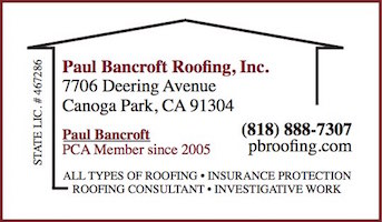 Paul Bancroft Roofing